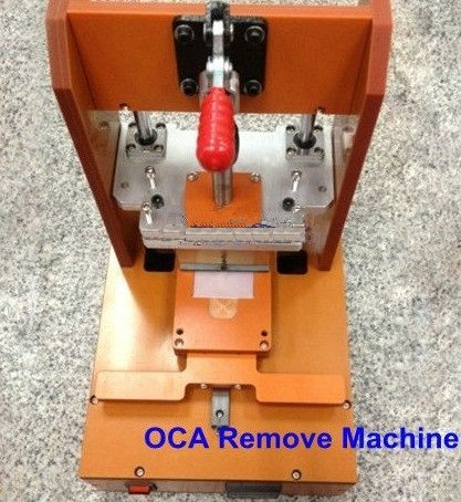 Gowe® Touch Screen Oca Loca Optical Clear Adhesive Remove Machine Cleaning Equipment Device For Iphone 4/4S/5/5S
