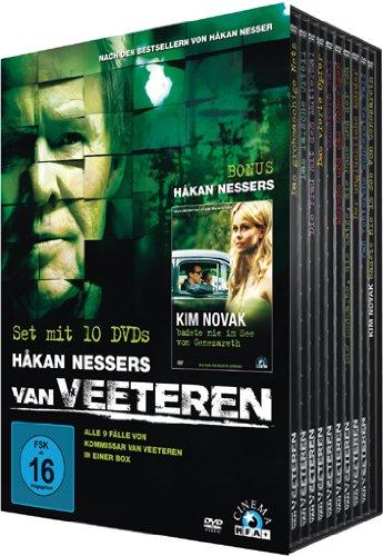 Inspector Van Veeteren Series by