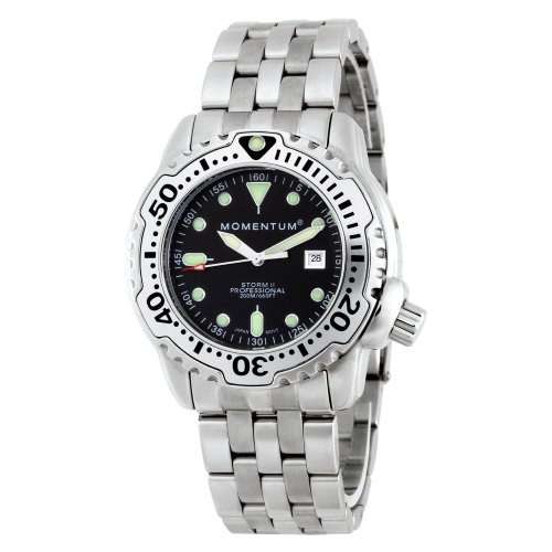 Momentum  Men's 1M-DV82B0 Storm II Scuba Dive Water-sports Watch