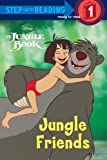 Jungle Friends (Step-Into-Reading, Step 1)