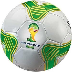 Mondo - Fifa Wolrd Cup Brasil 2014 - Ballon de Foot Cousu Brésil 2014 - Modèle Aléatoire