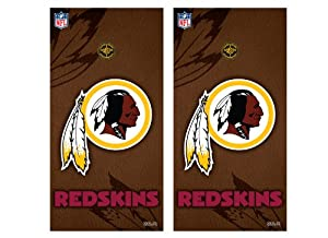 NFL Washington Redskins Cornhole Shield by Wild Sports