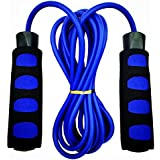 Aoneky Bearing Skipping Rope with Comfort Handles, Light Jump Rope for Exercise, Crossfit, Boxing, Workout and Fitness