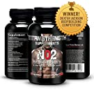 Top NO2 Nitric Oxide Booster 120 Capsules. Competition Winning. Muscle Building NO2 Supplement + L-Arginine. Gives Muscle Building Workouts + Increase Workout Endurance. Guaranteed Most Effective Muscle Building with 30 Day 'Happy Customer' GUARANTEE from Titan Strength Supplements. RECOMMENDED & USED BY WINNER Dexter Jackson Classic Memphis TN and Winner Music City Muscle Nashville TN
