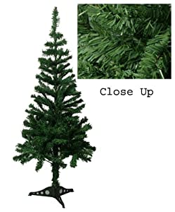 #!Cheap 4' Charlie Pine Artificial Christmas Tree - Unlit