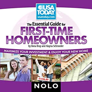 The Essential Guide for First Time Homeowners Audiobook