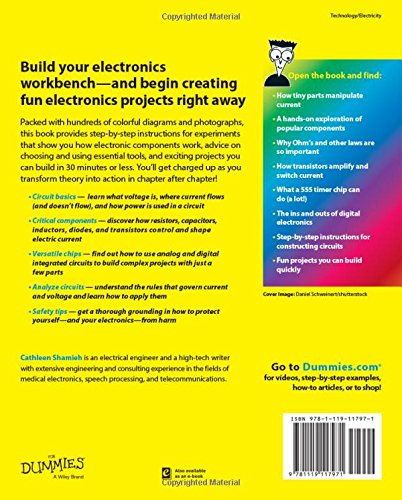 39 Ingenious Diagrams For Your Home And Garden Projects: Electronics For Dummies Circuit Components Semiconductors