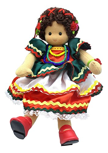 Mexican Collectible Musical Doll