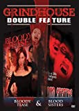 Cover art for  Grindhouse Double Feature: Horror - Blood Sister / Bloody Tease