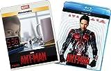 アントマン MovieNEXプラス3D:オンライン予約限定商品 [ブルーレイ3D+ブルーレイ+DVD+デジタルコピー(クラウド対応)+MovieNEXワールド] [Blu-ray]
