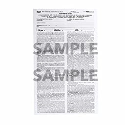 New York Residential Lease Form 327 (8.5 X 14)