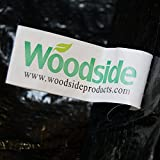 Woodside-Abdeckplane-fr-Zweisitzer-Hollywoodschaukeln-Wasserdicht-Schwarz
