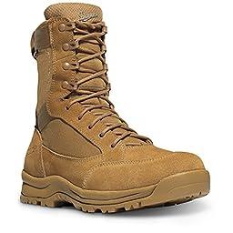 Danner Men\'s Tanicus Tactical Waterproof Desert Boots Mojave, MOJAVE, 11 2E