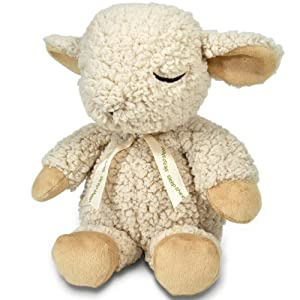 Cloud b Sleep Sheep On The Go Travel Sound Machine with Four Soothing Sounds