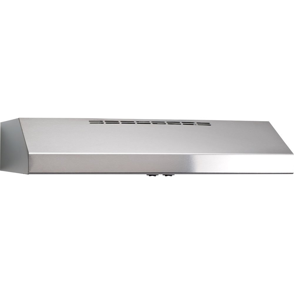 Broan QML30SS: the perfect range hood for most common kitchen size
