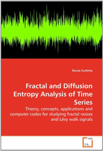 Fractal and Diffusion Entropy Analysis of Time Series: Theory, concepts, applications and computer codes for studying fractal noises and Lévy walk signals: Nicola Scafetta: 9783639257953: Amazon.com: Books