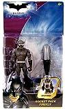 Batman Dark Knight Movie Action Figure Rocket Pack Firefly