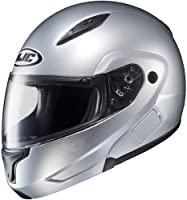 HJC Helmets CL-MAX 2 Helmet (Light Silver, Medium) from HJC Helmets