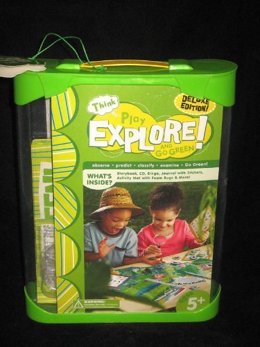 Think Play Explore and Go Green