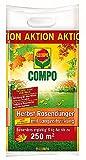 COMPO Herbst Rasendünger mit Langzeitwirkung 10 kg für 500m² (RDH 10)