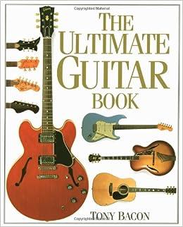 Book of guitar