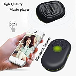 Evana Amazing All in 1 Bluetooth Remote Shutter plus Speaker with calling function and Mic