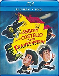 Abbott and Costello Meet Frankenstein (Blu-ray + DVD + Digital Copy)