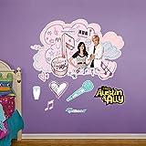 Fathead Disney's Austin and Ally-Austin Moon Photos Real Big Wall Decal