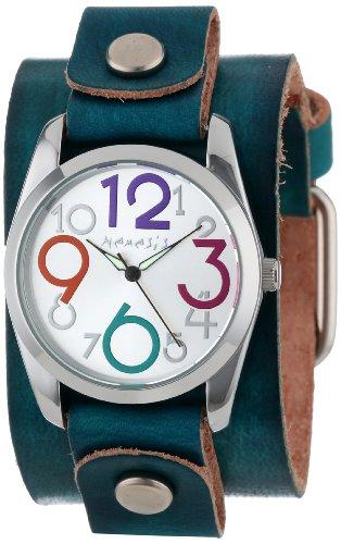 Las mujeres némesis AVGB109S cabaretera elegante diseño reloj de pulsera