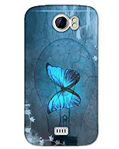 AT Shopping 3d Micromax A110 Back Cover Designer Hard Case Printed Mobile Cover