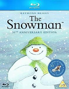Snowman Blu-ray by Ais