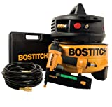 Factory-Reconditioned BOSTITCH U/CPACK1850BN 18-Gauge Brad Nailer and Compressor Combo Kit