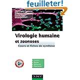 Virologie humaine et zoonoses - Cours et fiches de synthèse
