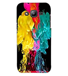 ColourCraft Printed Design Back Case Cover for SAMSUNG GALAXY J2 DUOS