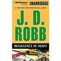 Indulgence in Death Audiobook | J. D. Robb | Audible.com