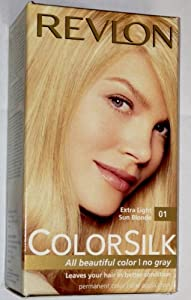 Revlon Colorsilk Haircolor 01 Extra Light Sun Blonde
