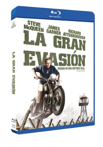 La Gran Evasión (Blu-Ray Import) (European Format - Region B)
