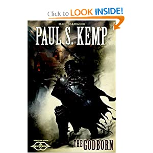 The Godborn: The Sundering, Book II by Paul S. Kemp
