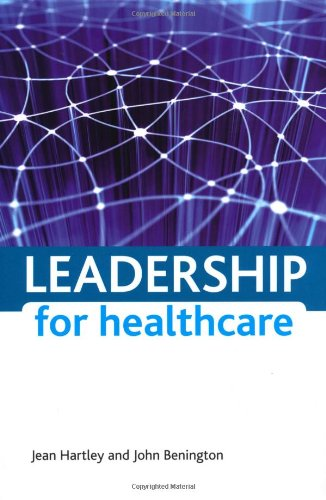 Leadership for Healthcare 1847424864