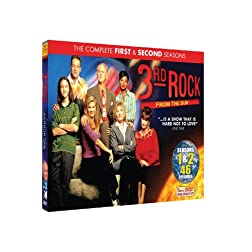 3rd Rock From The Sun - S1 & S2