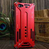 UKTOP Arachnophobia Durable Aluminum Metal Cover/Case for Iphone 5 Red