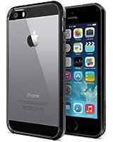 Spigen Ultra Hybrid Bumper Case for iPhone 5/5S - Black