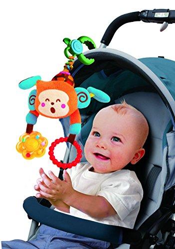 Bkids Pull-n-Rattle Stroller Toy Bebee