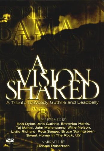 Vision Shared: Tribute Woody Guthrie & Lead [DVD] [1988] [Region 1] [US Import] [NTSC]