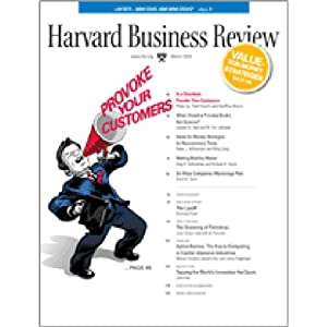 Harvard Business Review, March 2009 Periodical
