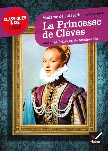 La Princesse De Cleves, Suivi De LA Princesse De Montpensier, Buch
