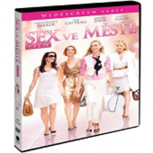 Sex Ve Meste (Sex in the City: The Movie) (Versione ceca)