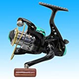 Fishing Spinning Reel Wish 5.0: 1 High Speed 6+1 BB 7 Ball Bearing WF-20