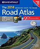 The Rand McNally Easy to Read Road Atlas