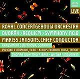 ドヴォルザーク:レクイエム 変ロ短調、交響曲 第8番 ト長調 (Dvorak – Requiem & Symphony No. 8 / Jansons, RCO) [2 SACD Hybrid] [Import from the Netherlands] [Hybrid SACD, SACD, Import, From UK] / ドヴォルザーク (作曲); マリス・ヤンソンス (指揮); ロイヤル・コンセルトヘボウ管弦楽団 (オーケストラ); クラッシミラ・ストヤノヴァ(S), 藤村実穂子(A), クラウス・フロリアン・フォークト(T), トーマス・クヴァストホフ(Bs), ウィーン楽友協会合唱団 (演奏) (CD - 2010)